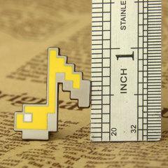 Note Custom Pins