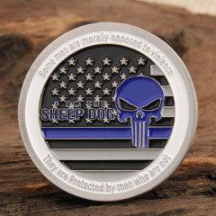Gang Task Force Custom Coins