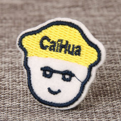 CaiHua Custom patches