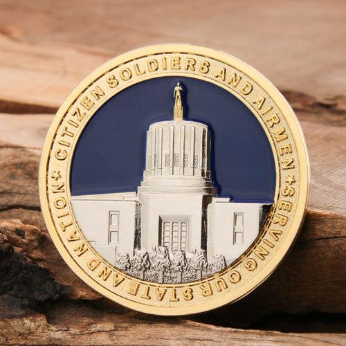 Oregon National Guard Challenge Coins