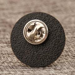 Team Glitter Custom Pins