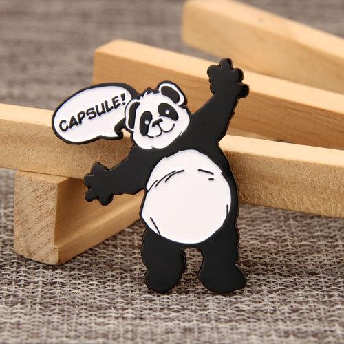 Panda Custom Pins