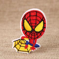 Spider-Man Custom Patches