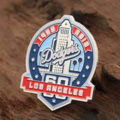 Los Angeles Dodgers Custom Pins