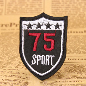 Sport Custom Made Patches