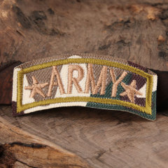 Army Custom Made Patches