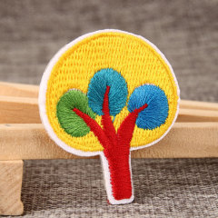 Tree Custom Made Patches