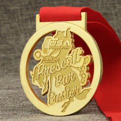 Powerlifting Race Medals