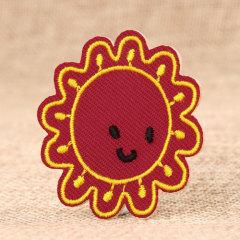 Sun Custom Patches No Minimum