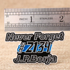 Never Forget Lapel Pins