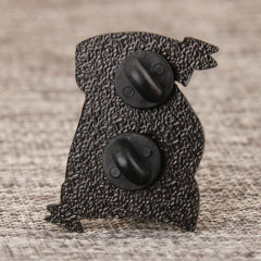 Booty Lapel Pins