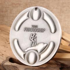 3D Team Friendship Custom Medals