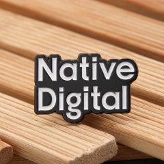 Native Digital Custom Pins