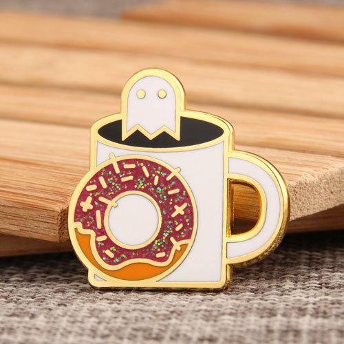 Cup Custom Pins