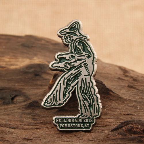 Helldorado Custom Pins