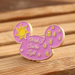 Mouse Custom Enamel Pins