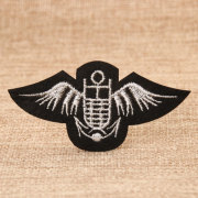 Wings Custom Patches