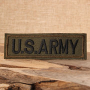 US Army Embroidered Patches