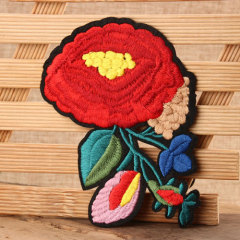 Rose Cheap Custom Patches