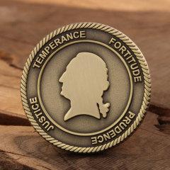 Table Lodge Custom Coins