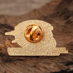 Eagle lapel pins