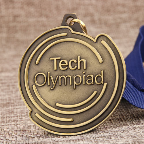 Tech Olympiad Award Medals