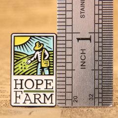 Hope Farm Lapel Pins