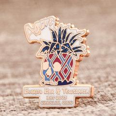 Agave custom pins