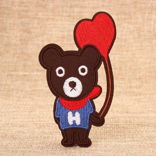 Little Bear Custom Patches