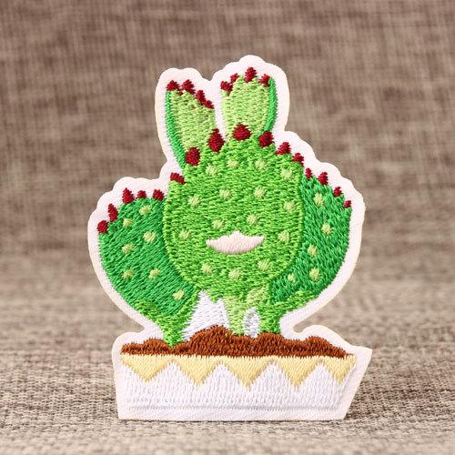Cactus Custom Patches