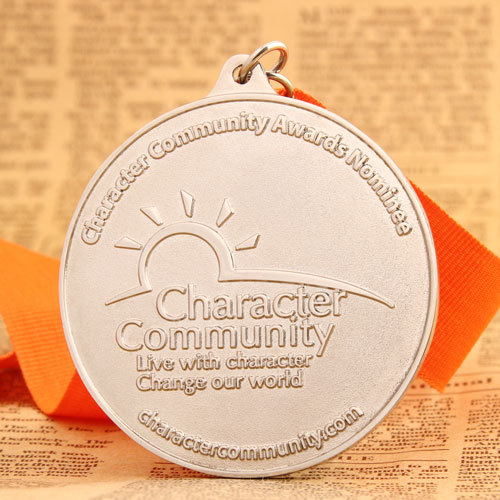 Character Community Custom Medals