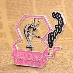 Music box funny pins