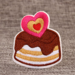 Cake Custom Made Patches