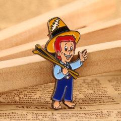 Magician Quality Lapel Pins