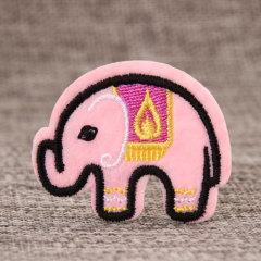 Elephant Custom Made Patches