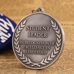 Student Leader Award Medals