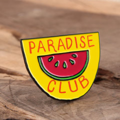 Paradise Club Lapel Pins
