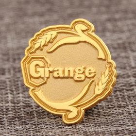Grange bulk custom lapel pins