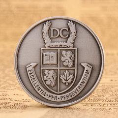 DC Custom Challenge Coins