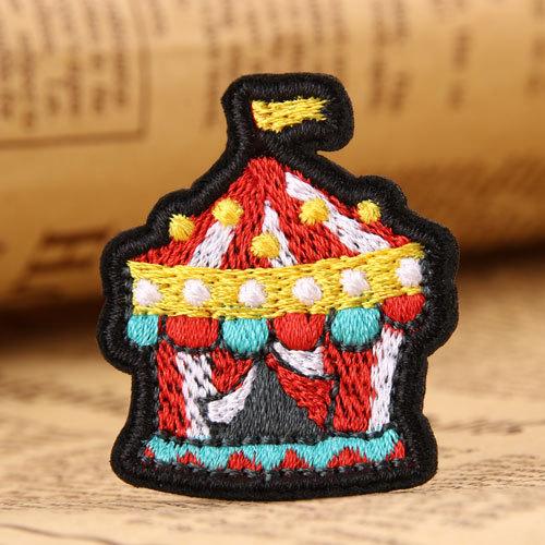 Mongolian Yurts Custom Patches