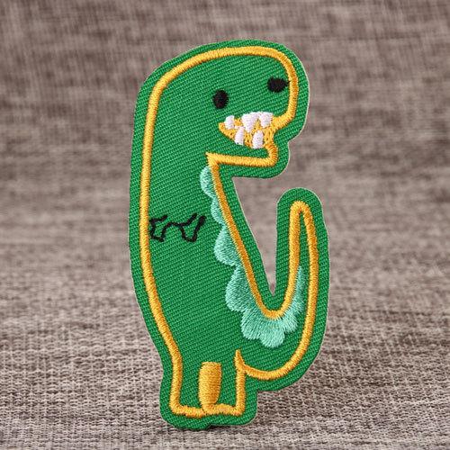 Dinosaur Custom Patches