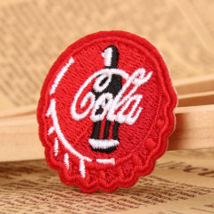 Cola Custom Embroidered Patches