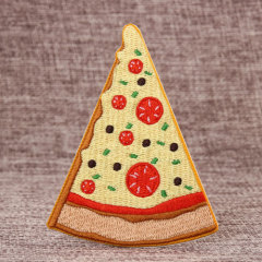 Pizza Custom Made Patches