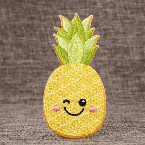 Pineapple Custom Made Patches