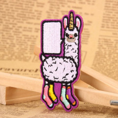 Sheep Custom Made Patches