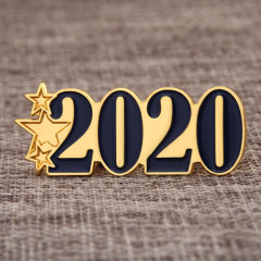 2020 personalized pins