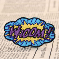Whoom Custom Patches