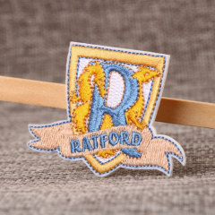 Ratford Custom Made Patches