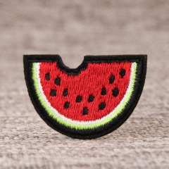 Watermelon Custom Made Patches