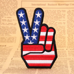 Victory Custom Made Patches